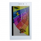 "Sunjunt D703 7.0"" HD Dual-Core Android 4.2 3G Tablet PC w/ 512MB RAM, 4GB ROM - Silver + White"