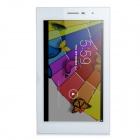 "Sunjunt D703 7.0"" HD Dual-Core Android 4.2 3G Tablet PC w/ 512MB RAM, 4GB ROM - Gold + White"