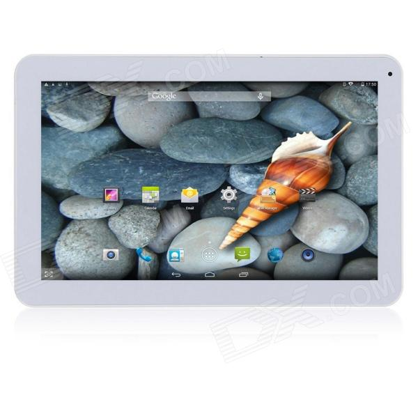 Acson M1015 10.1 IPS Android 4.4 Quad Core Tablet PC w/ 1GB RAM, 8GB ROM, GPS, 3G - White + Dark Blue sosoon x88 quad core 8 ips android 4 4 tablet pc w 1gb ram 8gb rom hdmi gps bluetooth white