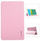 KALAIDENG Protective PU Leather Case Cover w/ Stand for Samsung Galaxy TAB S 8.4 / T700 - Pink