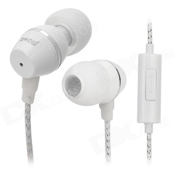 L2 Universal 3.5mm In-ear Earphone w/ Microphone fshang q8 in ear 3 5mm earphone with microphone for iphone samsung white
