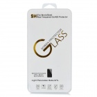 Protective 2.5D 9H 0.33mm Thin Tempered Glass Screen Guard for HTC One Max