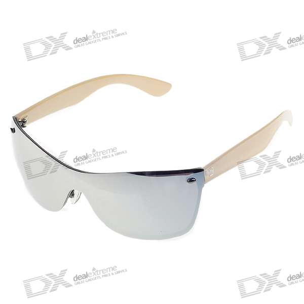 UV400 UV Protection PC Lens Sunglasses with Carrying Pouch