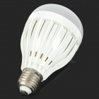 YouOKLight E27 7W 650lm 14-5730 SMD LED Cold White Light (AC 85 ~ 250V)