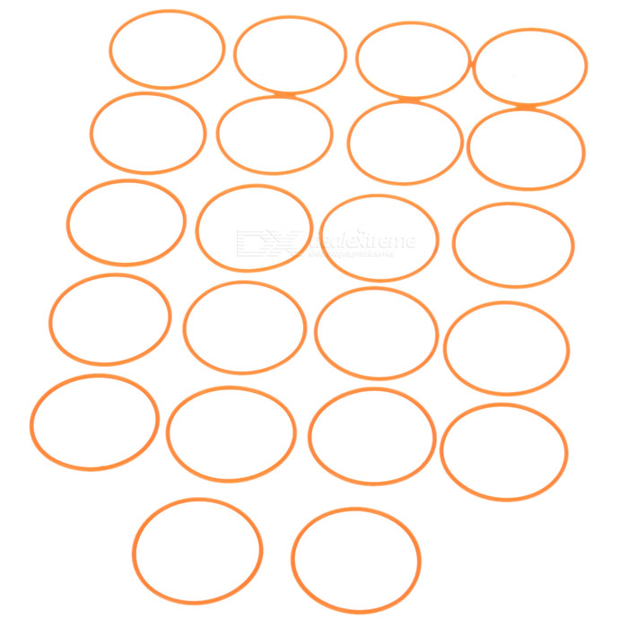 Water-tight O-Ring Seal (26mm x 1mm 20-Pack)