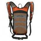 LOCAL LION ciclismo escalada ultra ligero transpirable bolsa de hombro doble mochila - naranja