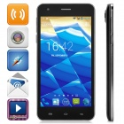 "M-HORSE S72 Android 4.2.2 Dual-core Bar Phone w/ 5.0"" Screen, Wi-Fi and GPS - Black"