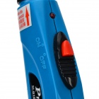 ProsKit SI-B161 Portable Stainless Steel + Plastic Soldering Iron - Blue (3 x AA)