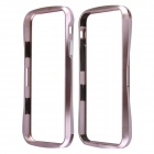 Protective Anti-radiation Aluminum Alloy Bumper Frame Case for IPHONE 5 / 5S - Champaign Gold