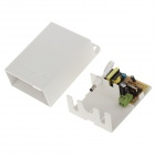 C2S 12V / 2A Waterproof Industrial Grade Power Supply for HD Monitor - White
