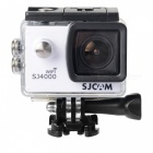 "SJCAM SJ4000 Wi-Fi 1.5"" TFT 12.0 MP 2/3 CMOS 1080P HD Outdoor Sport Digital Video Camera - White"