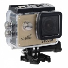 SJCAM SJ4000 Wifi 12.0 MP 2/3 CMOS Deporte al aire libre Digital Video Cámara