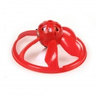 SG-31 Mini Infrared Human Body Induction Hovering Flying Saucer UFO Toy - Red