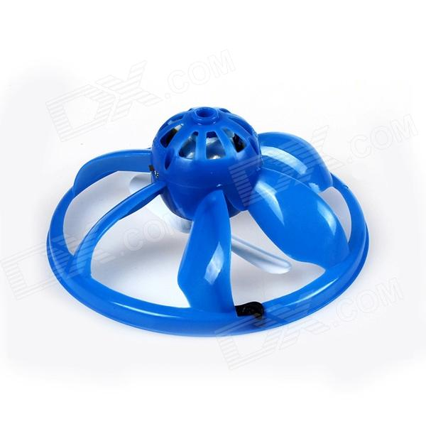 SG-31 Mini Infrared Human Body Induction Hovering Flying Saucer UFO Toy - Blue