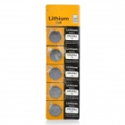 CR2032 3V Lithium Cell Button Battery (5PCS)