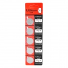 CR2016 3V Lithium Cell Button Battery (5-Pack)