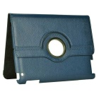 'Caso protector 360 Rotary w / Stand + Stylus + Screen Guard cinematográfico para IPAD 2/3/4 - Azul