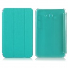 ENKAY ENK-7060 Protective Case Cover for Samsung Galaxy Tab 3 Lite T110 - Light Blue