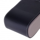 Stylish Hanging Storage Bag for Car - Black + Grey