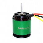 X-TEAM XTO-4335 520KV Outrunner Brushless Motor for Large Fixed Wing - Green