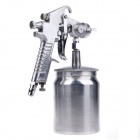 FEI W-71 Paint Saving Paint Spray Gun - Silver
