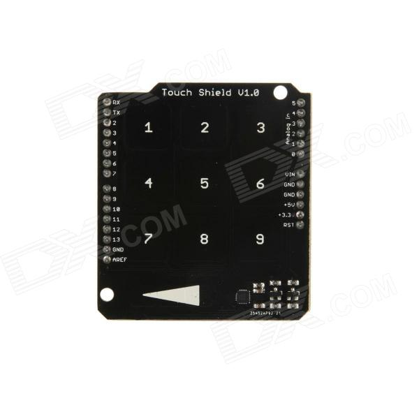Elecfreaks Touch Shield 12-Capacitive Touch Pads for Arduino