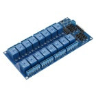 FC 16-Channel 12V Optocoupler Relay Module