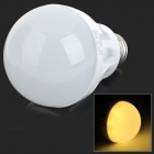 YouOKLight ADS-C7W E27 7W 360lm 3000K 12-SMD 5630 LED Warm White Light Bulb - White (AC 220V)