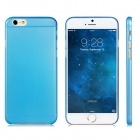 Ultra-thin Protective PC Back Cover Case for IPHONE 6 - Blue