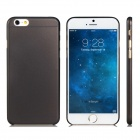 Ultra-thin Protective PC Back Cover Case for IPHONE 6 - Black