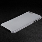 Ultra-thin Protective PC Back Cover Case for IPHONE 6 - White