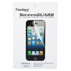 Protective PET Screen Protectors for 4.7''  IPHONE 6 - Transparent (5 PCS)