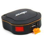 VESKYS GSM rechargeable / GPRS GPS / A-GPS Tracker localisation - noir
