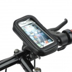 DULISIMAI Bicycle / Motorcycle Waterproof Bag for IPHONE 5 / 5C / 5S - Black