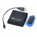 ELAH BT-005 Multi-function Bluetooth V4.0 Pedometer w/ Sleep / Calorie Monitor / Cellphone Tracker
