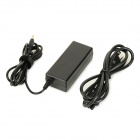 High-Quality 50W 18.5V 2.7A Power Adapter w/ AC Power Cable for HP Laptops - Black (100~240V)