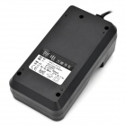 Universal 2-Slot 16340 Lithium Battery Charger - Black (US Plugs)