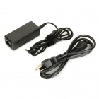 19V 1.58A AC Power Adapter + Power Cable Set for HP - Black (US Plug / 4.8 x 1.7 Tip)