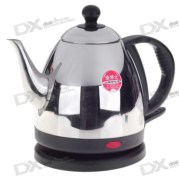 1.0L Stainless Steel Electric Water Kettle (220V)