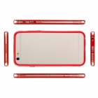 "Pandaoo Protective Plastic Bumper Frame Case for IPHONE 6 4.7"" - Red"