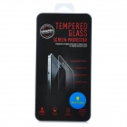 JUSTONE Tempered Glass Front + Back Protector Set for IPHONE 4 / 4S - Transparent