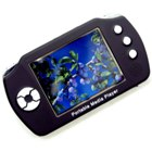3.5in LCD MP4 Player 1GB with SD Card Slot