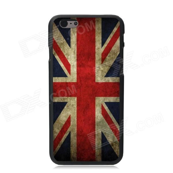 Elonbo UK Flag Pattern Protective Plastic Back Case for 4.7'' IPHONE 6 - Beige + Blue + Multi-Color комплект офисной мебели дэфо уно офис к1