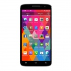 "KingSing S2 Android 4.4 Quad-Core WCDMA Bar Phone w/ 5.0"" Screen, Wi-Fi and GPS - Black"