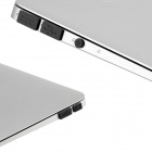 Mr.northjoe Teclado Ultra Slim Cristal Hard Case + Capa + Anti-pó plug Conjunto para MacBook Ar 11.6 ""