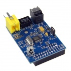 PiFi Digi / HIFI Digi Digital Audio Card with I2S to S/PDIF for Raspberry PI B - Blue