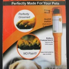 Petpedicure Nail Care Device for Pet - Yellow + White (2*AA)