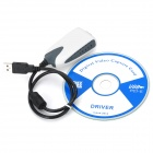 USB 2.0 to VGA Display Adapter Cable for Extra Monitor Screen