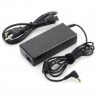 90W 18.5V 4.9A 5.5 x 2.5mm US Plug Power Adapter for HP - Black (100~240V / 120cm)