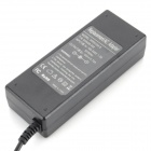 90W 19V 5.5 x 2.5mm US Plugss Power Adapter for HP - Black (100~240V / Cable-120cm)